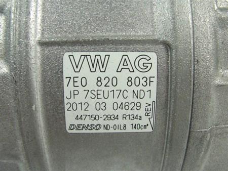 VW Bus T5 Klimakompressor Kompressor Klima Klimaanlage Multivan TDI
