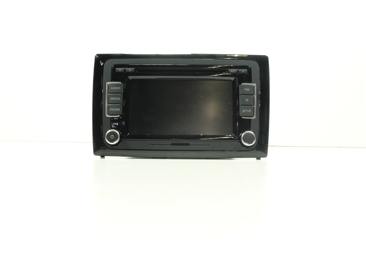 autoradio vw radio rcd 510 cd mp3 rcd510 3c8035195f 11738. Black Bedroom Furniture Sets. Home Design Ideas