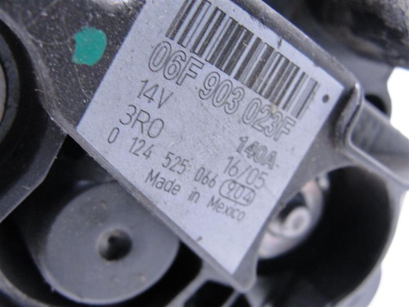 Audi Lichtmaschine Lima Generator 140A Bosch 06F903023F (693)